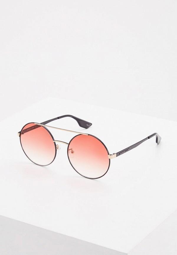 Очки солнцезащитные McQ Alexander McQueen McQ Alexander McQueen MC010DUZHT40