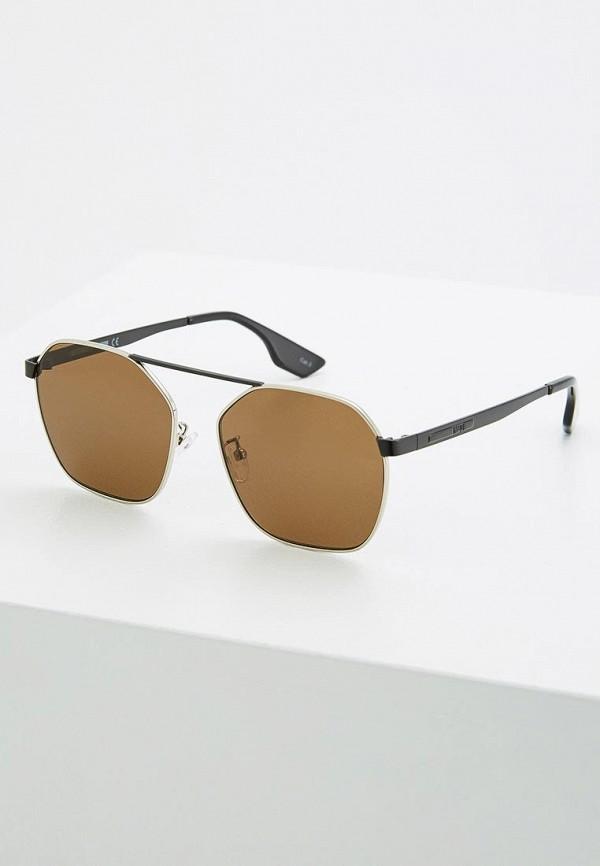 все цены на Очки солнцезащитные McQ Alexander McQueen McQ Alexander McQueen MC010DUZHT53 онлайн