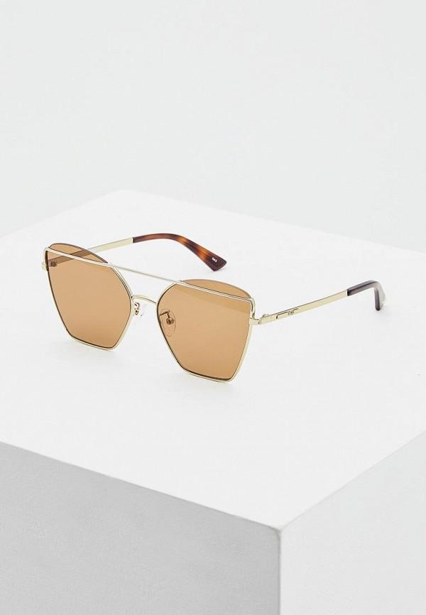 Очки солнцезащитные McQ Alexander McQueen McQ Alexander McQueen MC010DWCZLV6 сумка alexander mcqueen
