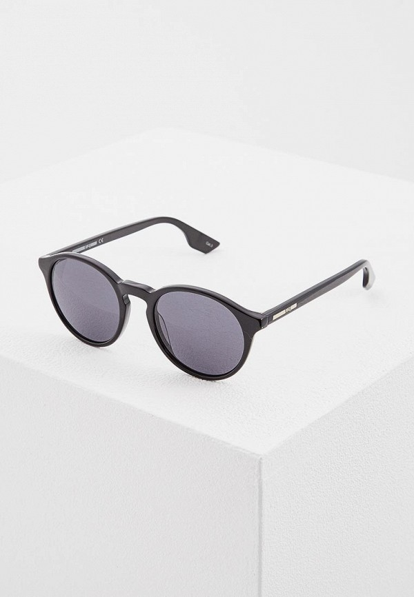 Очки солнцезащитные McQ Alexander McQueen McQ Alexander McQueen MC010DWQYL53 недорго, оригинальная цена