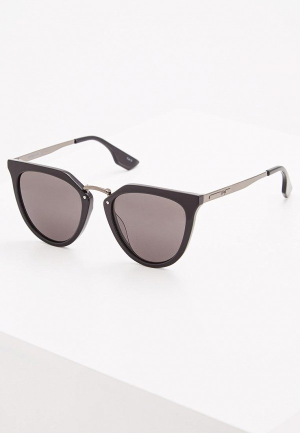 Очки солнцезащитные McQ Alexander McQueen McQ Alexander McQueen MC010DWZHT38 mcq mcq