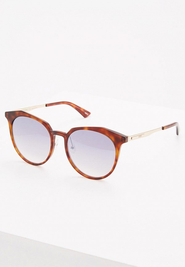 Очки солнцезащитные McQ Alexander McQueen McQ Alexander McQueen MC010DWZHT48 недорго, оригинальная цена