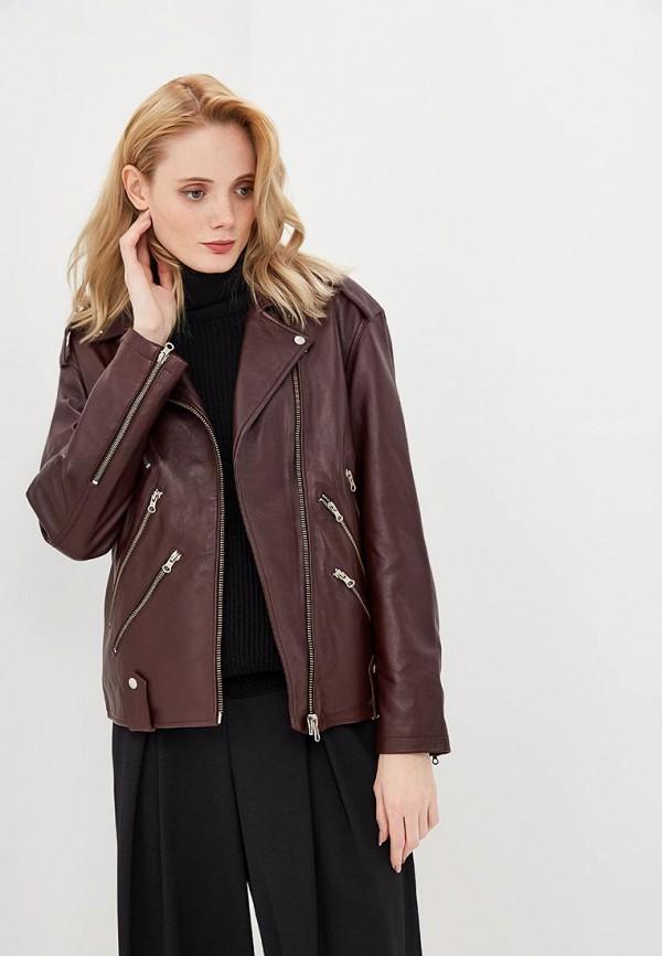 где купить Куртка кожаная McQ Alexander McQueen McQ Alexander McQueen MC010EWBQAJ9 по лучшей цене