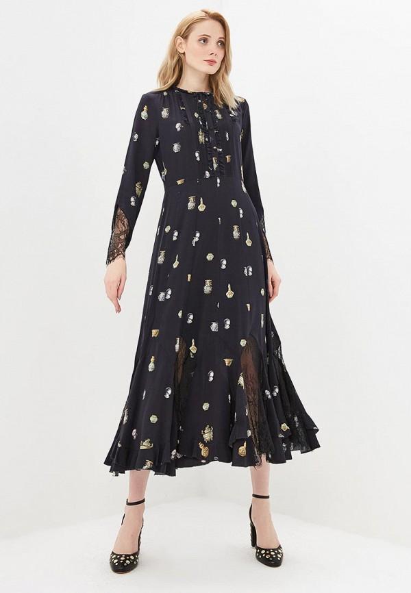 Платье McQ Alexander McQueen McQ Alexander McQueen MC010EWCWDG8 mcq alexander mcqueen платок