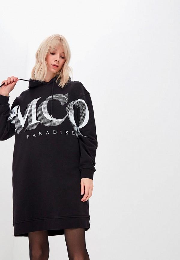 Платье McQ Alexander McQueen McQ Alexander McQueen MC010EWCWDH1 платье mcq alexander mcqueen mcq alexander mcqueen mc010ewcwdg8