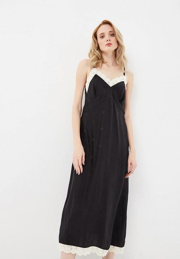 Платье McQ Alexander McQueen McQ Alexander McQueen MC010EWCWDH8 платье mcq черный