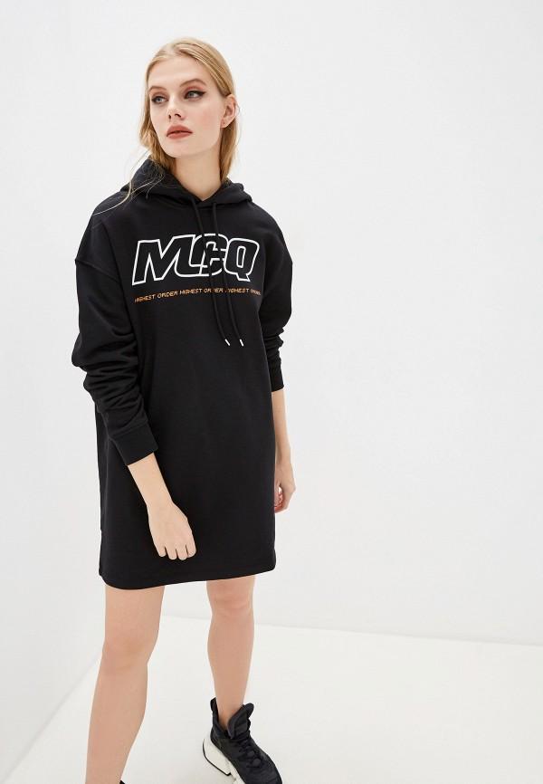 Платье McQ Alexander McQueen McQ Alexander McQueen MC010EWGPYK9