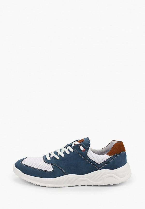 мужские кроссовки mcm, синие