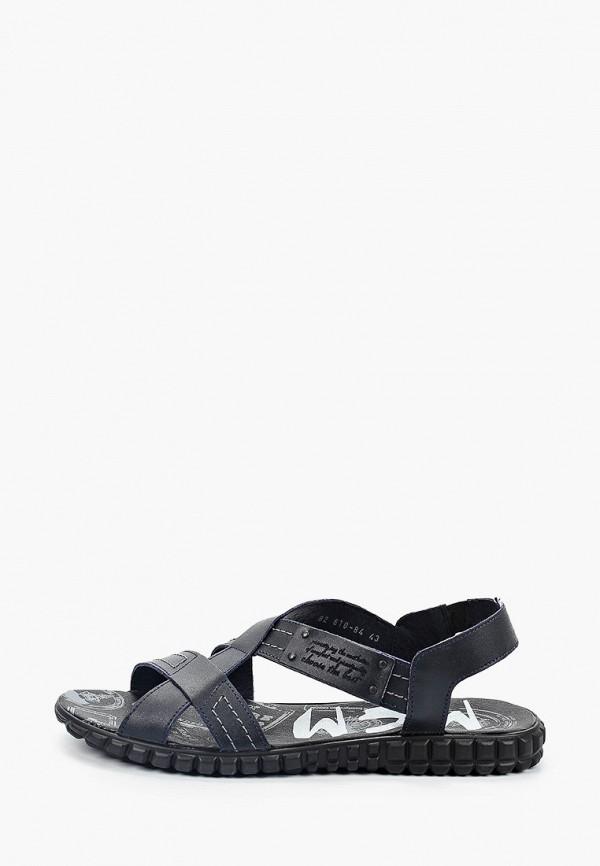 мужские сандалии mcm, синие