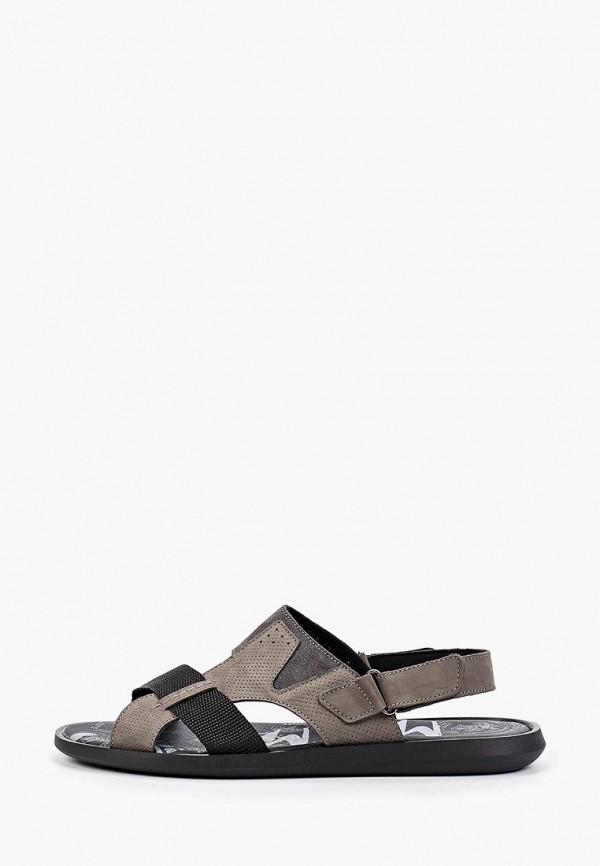 мужские сандалии mcm, серые