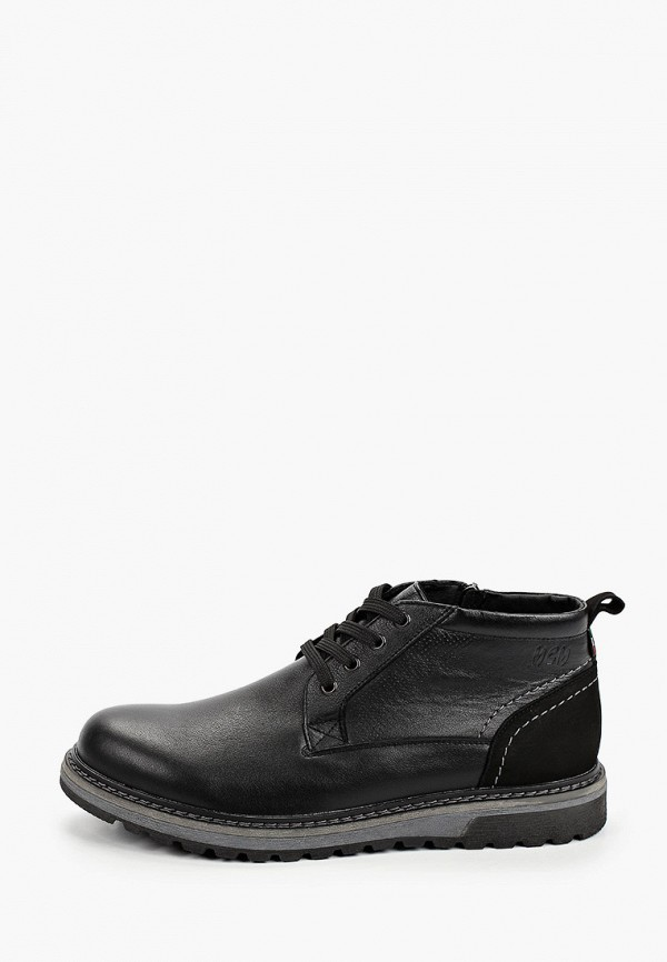 мужские ботинки mcm, черные