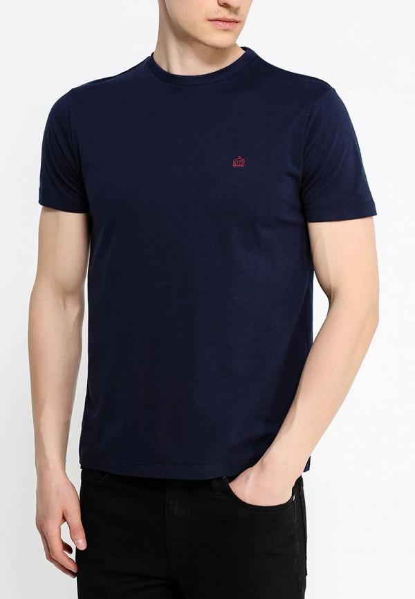 мужская спортивные футболка merc, синяя