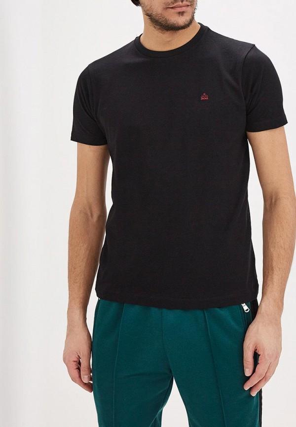 мужская футболка с коротким рукавом merc, синяя