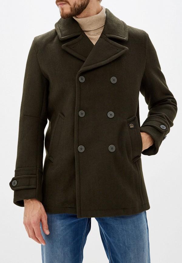 мужское пальто merc, хаки