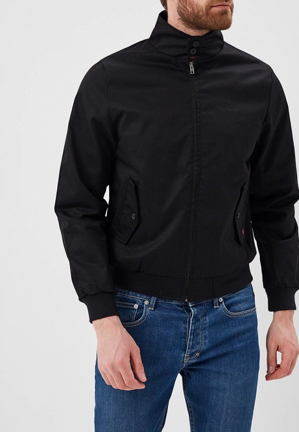 мужская куртка merc, черная