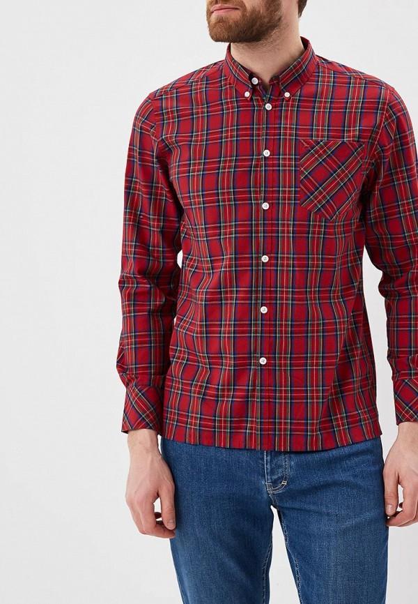 мужская рубашка с длинным рукавом merc, разноцветная