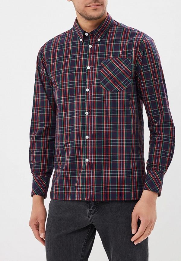 мужская рубашка merc, разноцветная