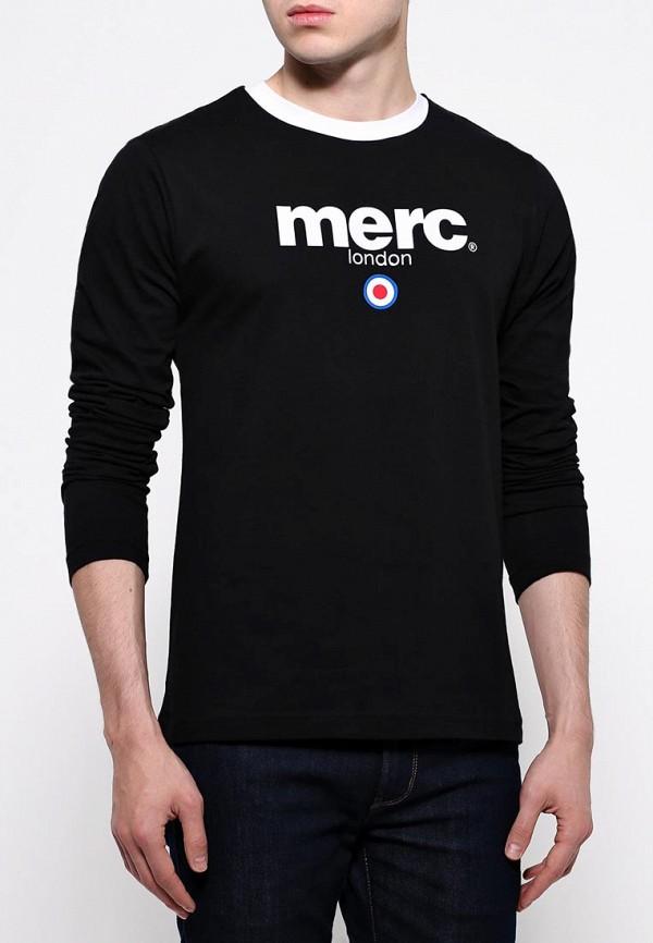 Лонгслив Merc Merc ME001EMJJ037 printio merc london