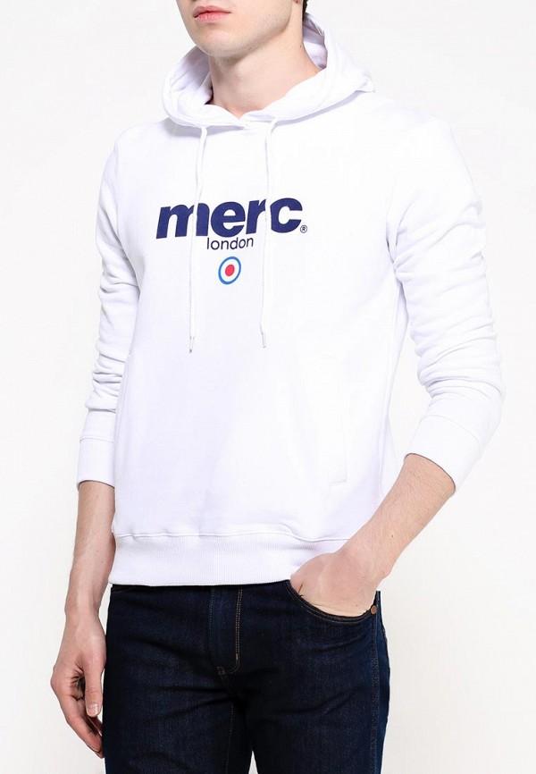 мужские худи merc, белые