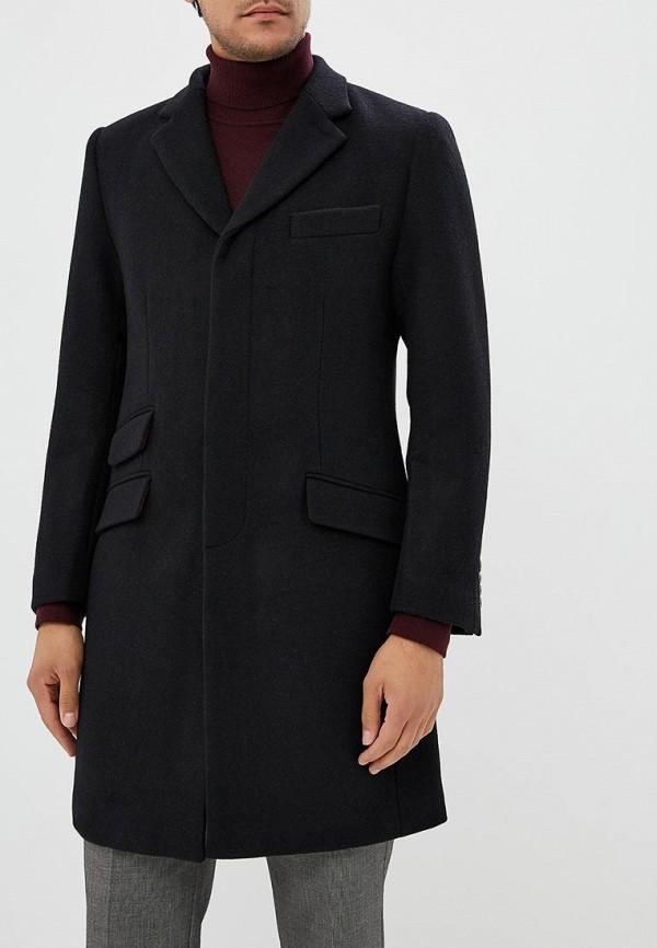 мужское пальто merc, черное