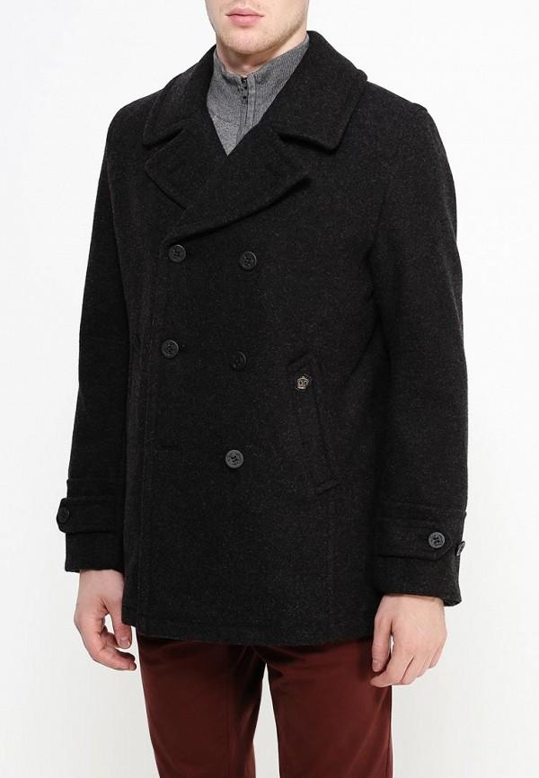 мужское пальто merc, серое