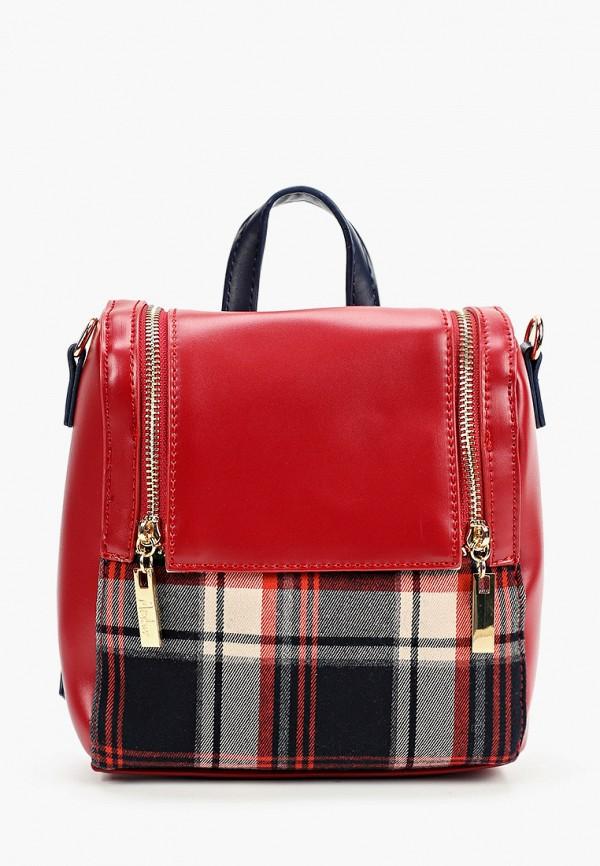 женский рюкзак menbur, красный