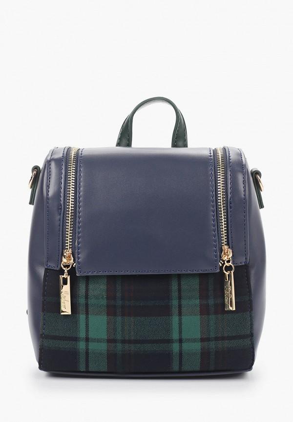 женский рюкзак menbur, синий