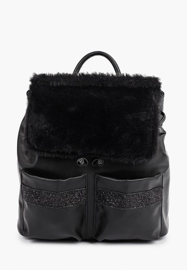 женский рюкзак menbur, черный