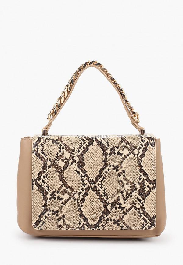 женская сумка menbur, бежевая