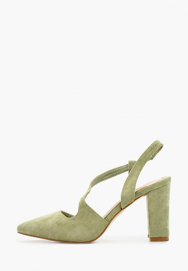 женские туфли mellisa, зеленые