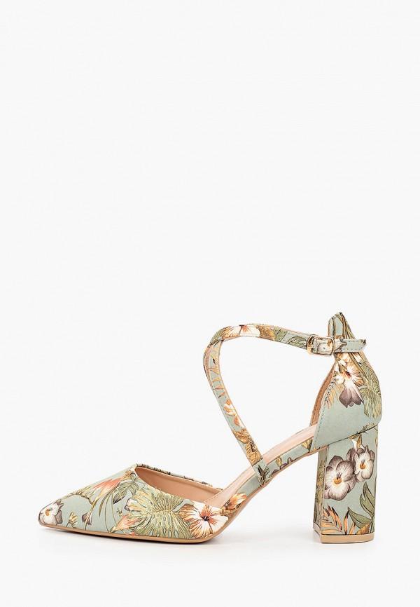 женские туфли mellisa, бирюзовые