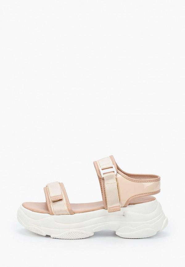 женские сандалии mellisa, розовые