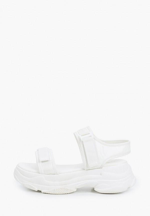женские сандалии mellisa, белые