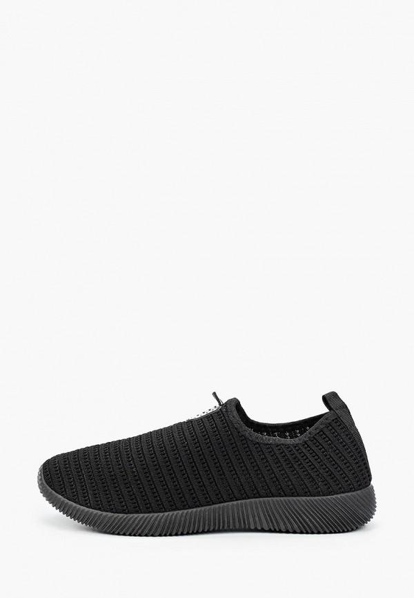 женские кроссовки mellisa, черные