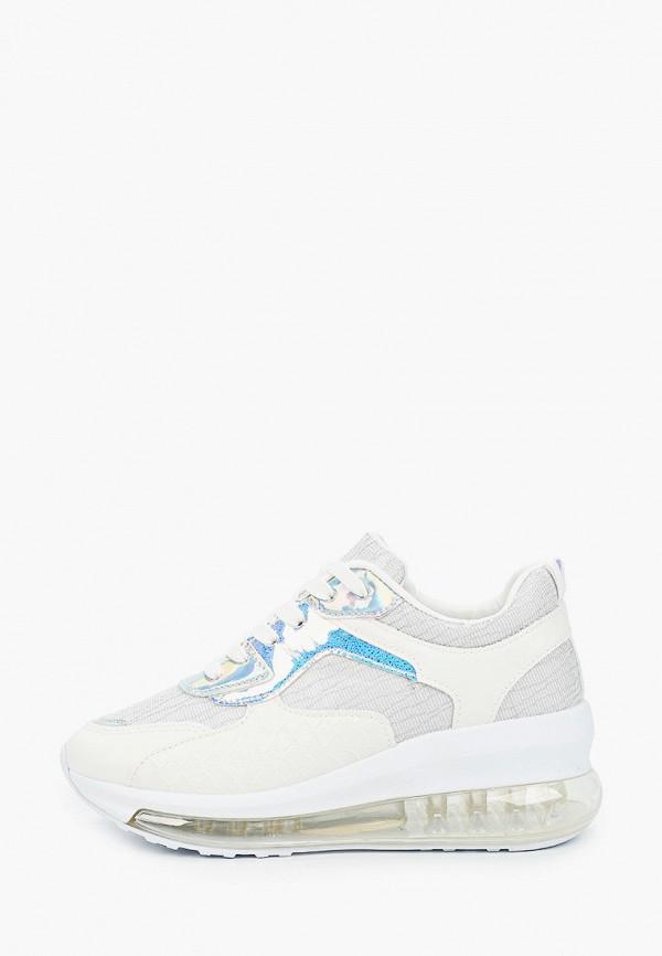 женские кроссовки mellisa, белые