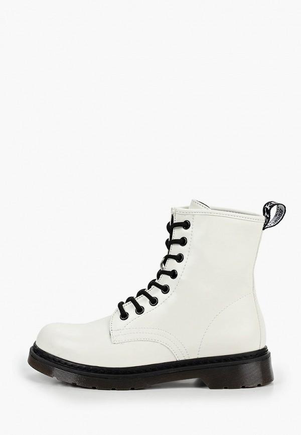 женские ботинки mellisa, белые