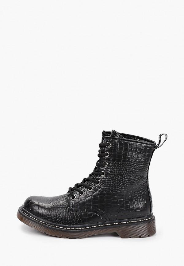женские ботинки mellisa, черные