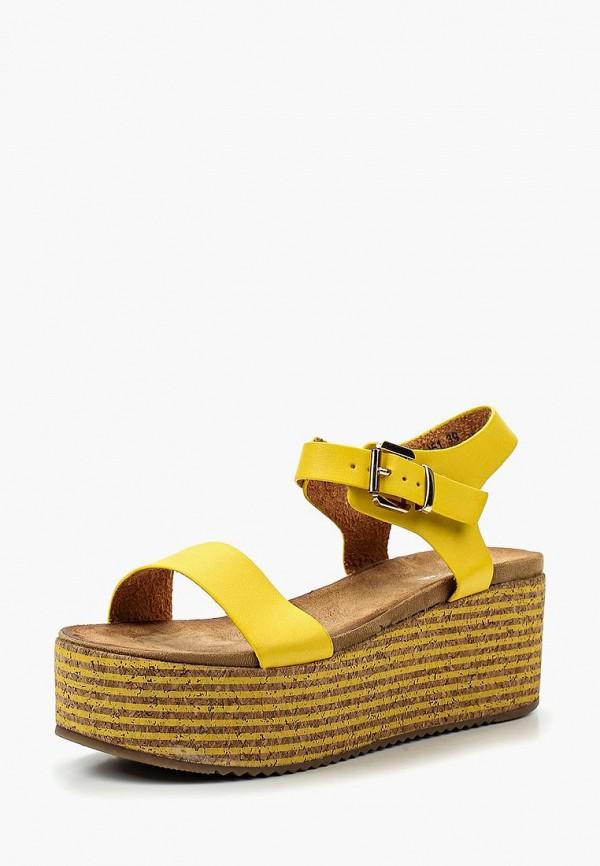 Купить Босоножки Mellisa, ME030AWSQN66, желтый, Весна-лето 2017