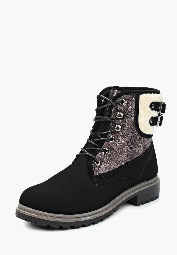Купить Ботинки Mellisa, me030awyau28, черный, Осень-зима 2017/2018