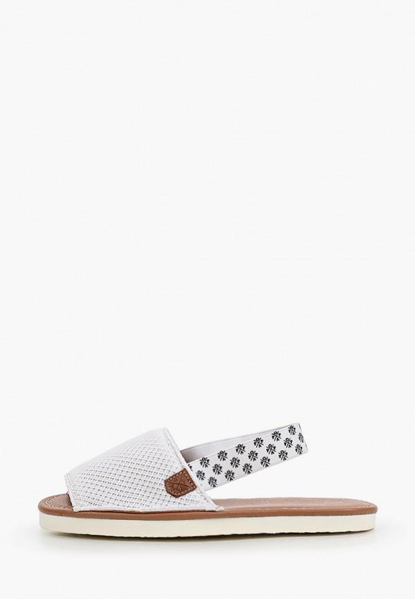 сандалии menorquinas popa для девочки, белые