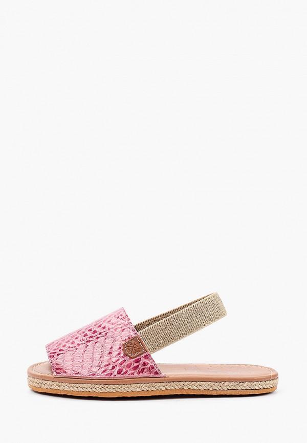 сандалии menorquinas popa для девочки, розовые