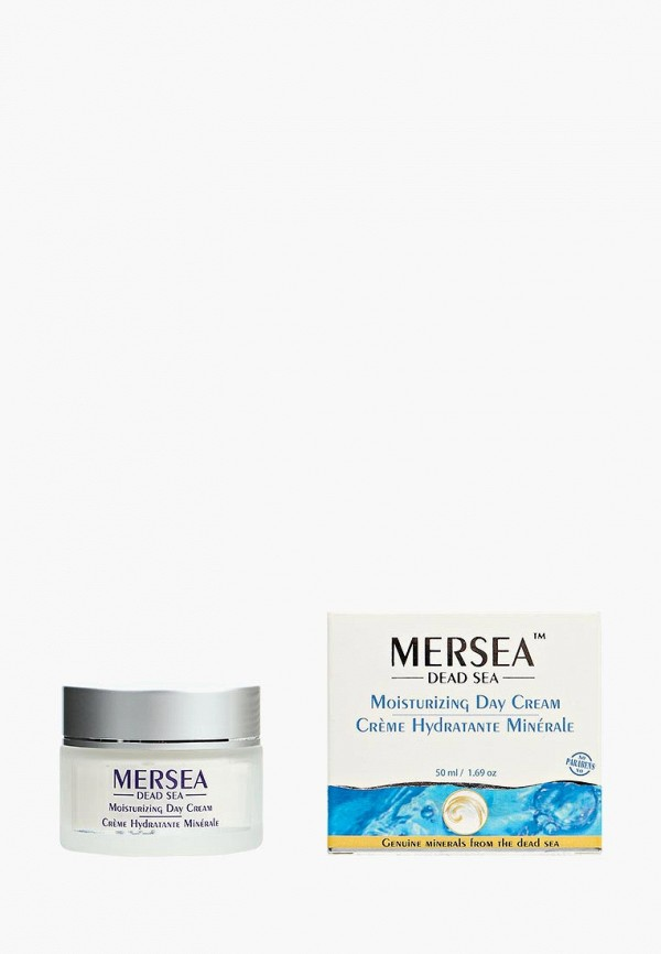 Купить Крем для лица Mersea, Увлажняющий дневной, 50 мл, ME034LWZYE42, Осень-зима 2018/2019