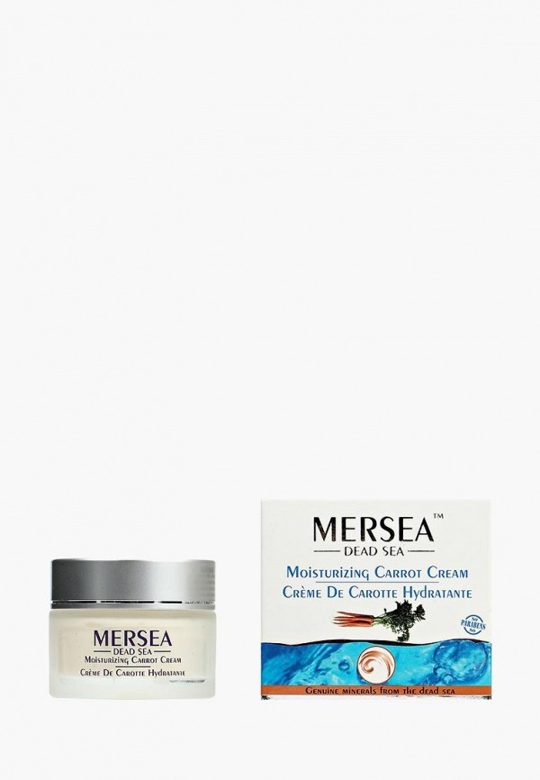 Купить Крем для лица Mersea, Увлажняющий с экстрактом моркови, 50 мл, me034lwzye44, Весна-лето 2019