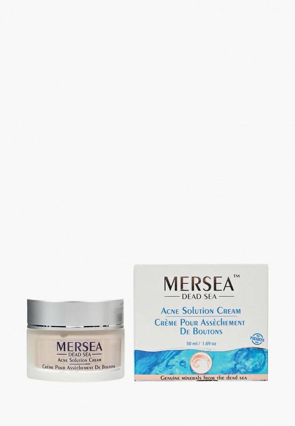 Купить Крем для лица Mersea, Восстанавливающий и лечебный для кожи, склонной к угревой сыпи, 50 мл, me034lwzye47, Весна-лето 2019