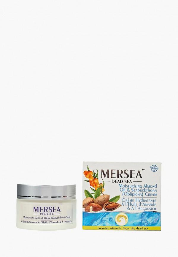 Купить Крем для лица Mersea, Увлажняющий с миндальным маслом и маслом облепихи, 50 мл, me034lwzye49, Весна-лето 2019