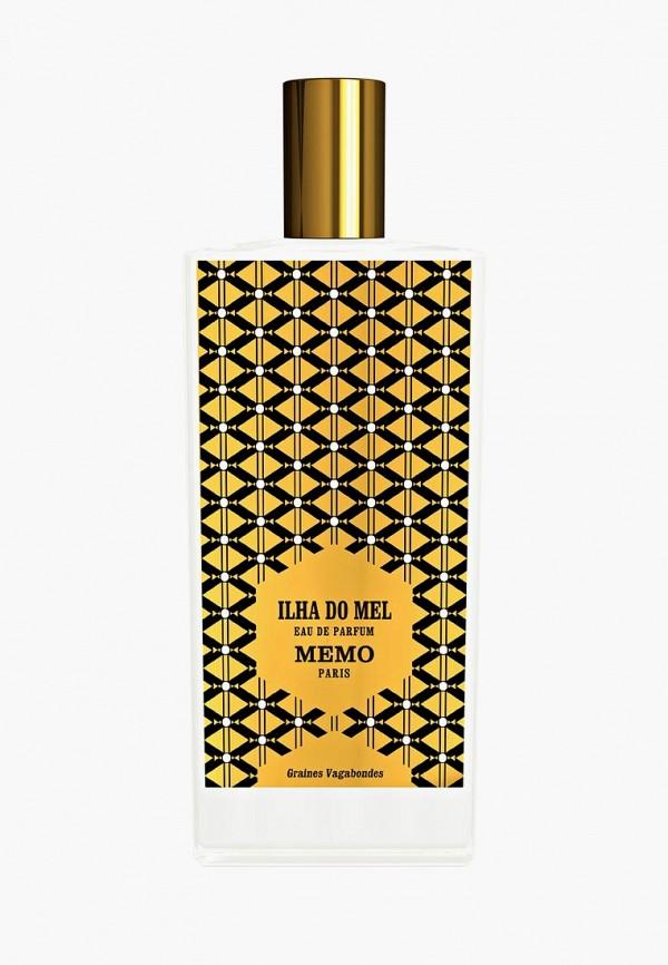 Парфюмерная вода Memo Memo ME035LWELVF8 парфюмерная вода memo memo me035lwelvg8