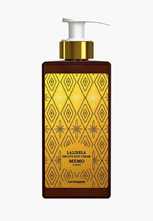 Купить Крем для тела Memo, Lalibela Smooth Body Cream 250 мл, me035lwelvh8, прозрачный, Весна-лето 2019