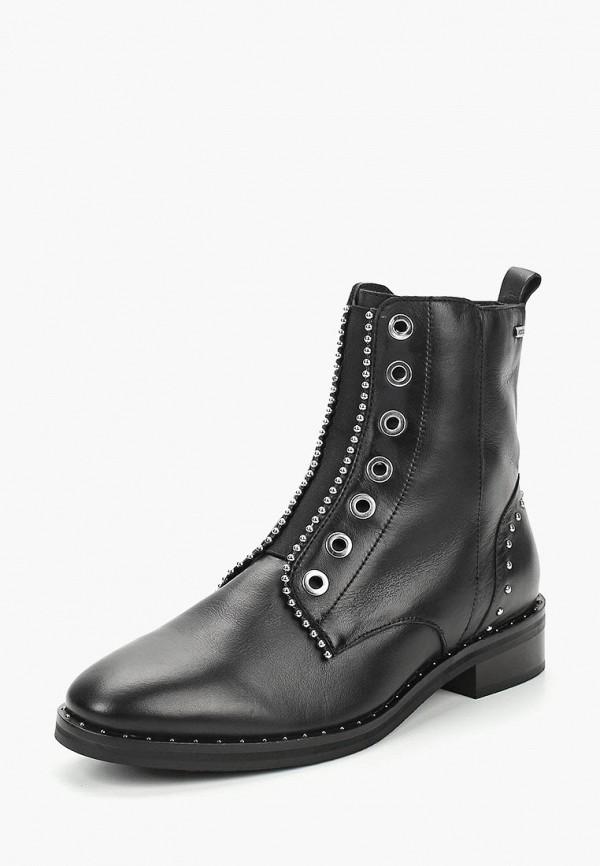 женские ботинки mexx, черные