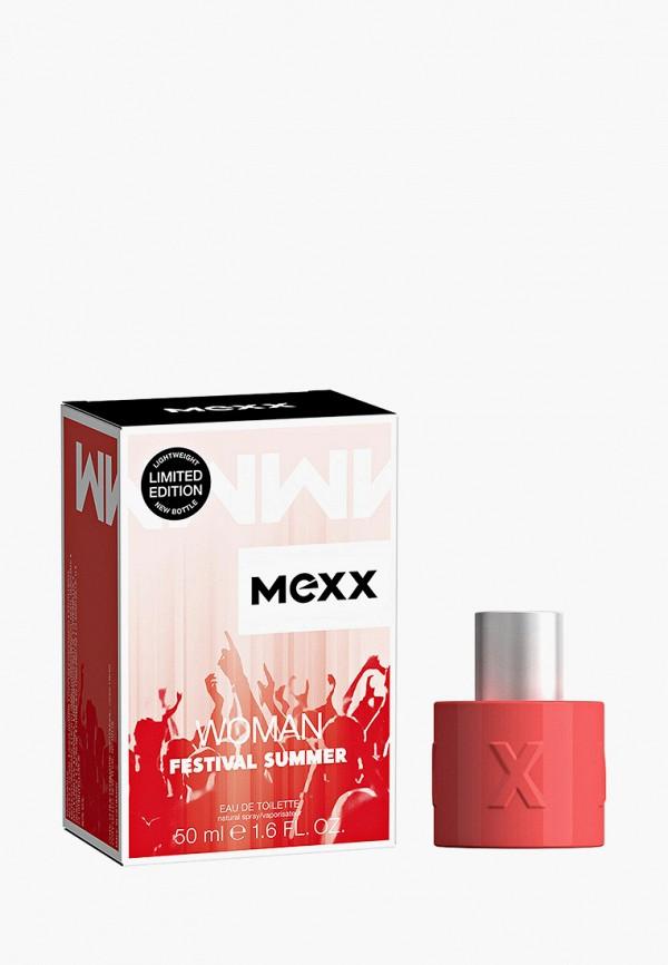 женская туалетная вода mexx