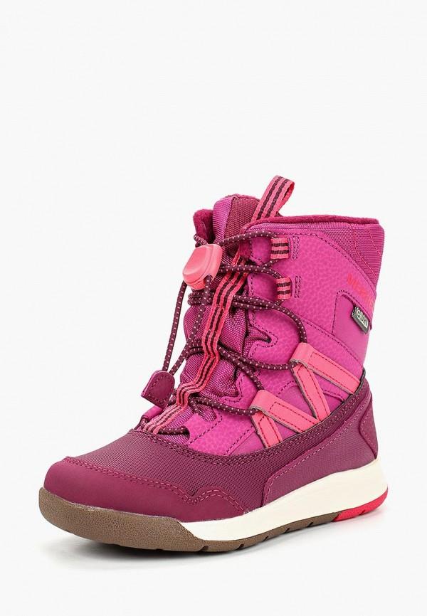 сапоги merrell для девочки, розовые